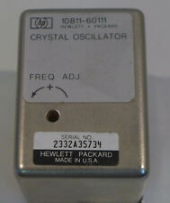 HP 10811-60111 Crystal Oscillator 10 MHz #10
