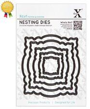 Xcut Metal Nesting Dies *ORNATE FRAME* 5 Piece - by DoCrafts - Die Cutting