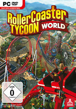 Rollercoaster Tycoon World - PC (NEU & OVP!)