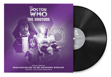 "Doctor Who - The Krotons 10"" Vinyl"