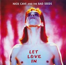Nick Cave And The Bad Seeds-Let Love In CD 2011 Mute/EMI Remasted 7243 84178024