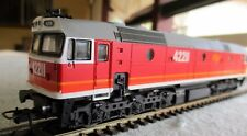 NSWGR 422 Class Diesel Locomotive 42211 in SRA of NSW Candy Livery - Working