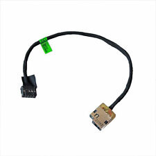 AC DC POWER JACK SOCKET CONECTOR w/CABLE FOR HP ENVY 15 P/N: 713705-YD4 SD4 FD4