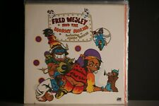 FRED WESLEY &THE HORNY HORNS LP MACEO PARKER '77 FIRST PRESSING ATLANTIC SD18214