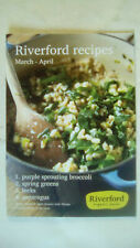 Riverford Recipes Magazine March - April
