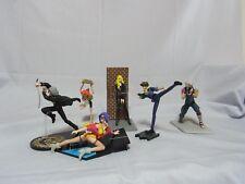 SUNRISE Cowboy Bebop Story Image Figures ALL 6 Characters Completed Set BrandNew