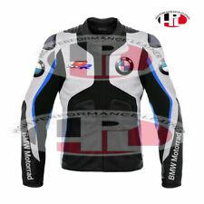 New BMW Motorrad Motogp leather jackets all size