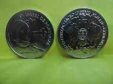 5 EURO COMMEMORATIVE PORTUGAL 2015 - D ISABEL