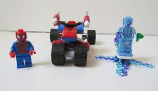 Lego Marvel Super Heroes Spider-Trike Vs. Electro 76014