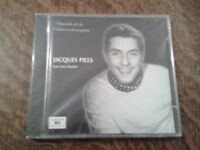 cd album legende de la chanson francaise jacques pills avec son ukulele NEUF