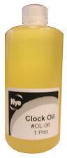 New Nye Clock Oil - Extra Large 1 Pint Bottle - Non-Corrosive U.S. Made (OL-06)