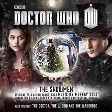 Doctor Who: The Snowmen/The Doctor, the Widow and the Wardrobe by Murray Gold...