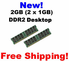 NEW! 2GB (2X1GB) Memory for Dell Optiplex 960
