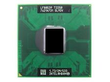 CPU Intel Dual Core DUO Mobile T2250 1,73/2M/533 SL9DV processore socket 478