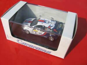 Ford Focus I WRC 2000 Moya / Sainz Hongwell-Cararama CZ. 1:43 Vintage Toys