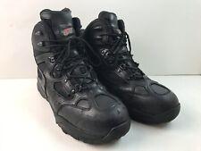 Red Wing Men's 11.5 D Truhiker Work Boots 6 Inch 6690 Vibram Black Steel Toe