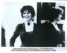 "Claudia Cardinale Fitzcarraldo Original 8x10"" Photo #K1951"