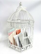Large Florence Bird Cage-Wedding Event Decoration Table Centrepiece Wishing Well