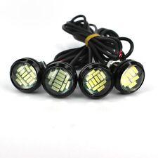 Ojo de águila blanco 12V 15W LED diurna luz Auto Lámparas LED coches bulbo NHBJ