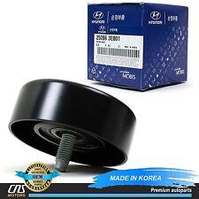 GENUINE Idler Pulley Fits 06-10 Hyundai Santa Fe Kia Optima Rondo Magentis 2.7L
