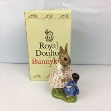 Royal Doulton Bunnykins Figurine Dollie Play Time Db8 W/ Box