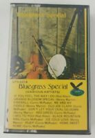 Bluegrass Special Cassette Tape Various Artists