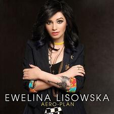 Ewelina Lisowska - Aero-Plan  (CD) 2013 NEW