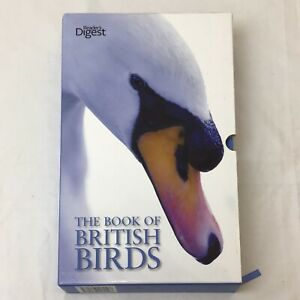 The Book Of British Birds Readers Digest Hardback Guide Book Colour Illustrated