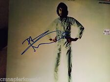 Pete Townshend autographed Vinyl - THE WHO signed in person w/proof