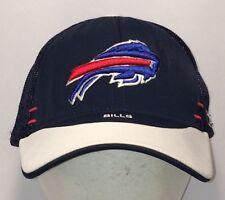 Buffalo Bills Reebok Hat NFL Football Stretch Fit Baseball Cap T110 MA8085