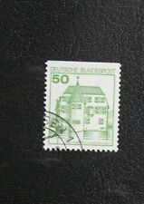 TIMBRES D'ALLEMAGNE : RFA 1979 YVERT TELLIER N° 877b + 878b Oblitéré  - TBE