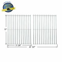 Replacement Stainless Steel Cooking Gas Grill Grates for Weber Spirit Genesis US