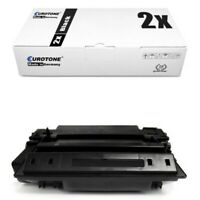2x Eco Toner XXL For Canon LBP-3460