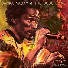 JANKA NABAY/JANKA NABAY & THE BUBU GANG AN LETAH [SINGLE] NEW VINYL RECORD