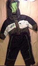 Rothschild Snow Suit Size L(4T) Dark Green 2 Piece