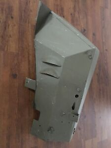 Willys MB Ford GPW WWII Jeep Factory Front Fender Original Oem Vintage Rare USA