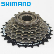 SHIMANO TOURNEY MF-TZ21 7 Speed Bike Multiple Freewheel 14-28t Steel NEW