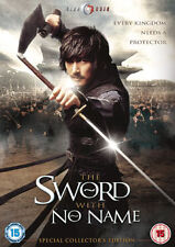 DVD:THE SWORD WITH NO NAME - NEW Region 2 UK