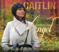 Caitlin - Infamous Angel (2015, Irish Country Music CD)