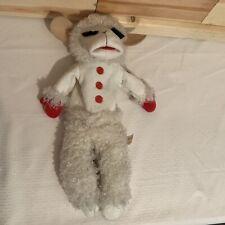 Aurora Talking Lamb Chop Puppet Working Voice