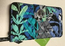 Vera Bradley Turnlock Wallet - Camofloral