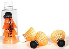 Vicfun 3er Shock Tube Speed-Badmintonbälle   Federballset