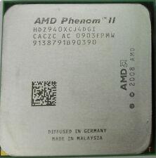AMD Phenom II X4 940 HDZ940XCJ4DGI Black Edition 3GHz Socket AM2+/940 pin CPU