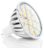 5050 SMD LED 4W MR16 GU5.3 GX5.3 Bulb 12V Cool / Warm White Dimmable