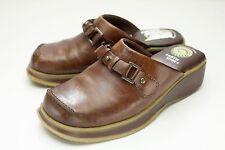 Earth Shoe 7 Brown Clogs Women's