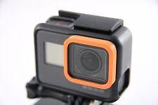 GoPro HERO 5 - Ring Color Frame Protector Cover Zubehör Individual ORANGE
