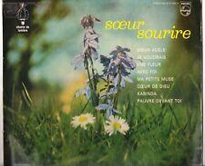 Soeur Sourire N°2 Soeur Adèle Vinyl 33t  25cm  1963