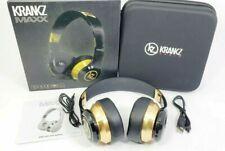 Krankz Maxx Active Noise Cancelling Headphones Bluetooth Headphones