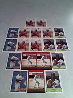 *****Terry Wells*****  Lot of 85 cards.....8 DIFFERENT