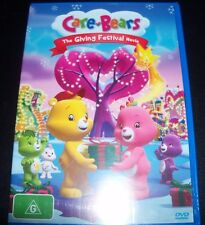 Care Bears The Giving Festival Movie (Australia Region 4) DVD – New